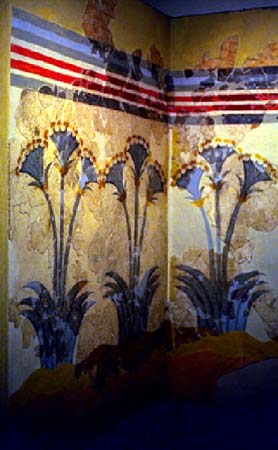 WALL PAINTING - Lily Fresco -