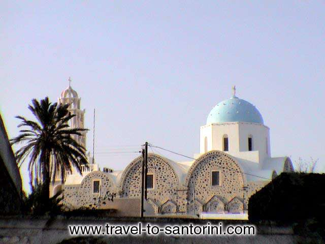 Messaria church -