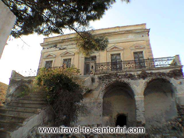 Messaria old mansion -
