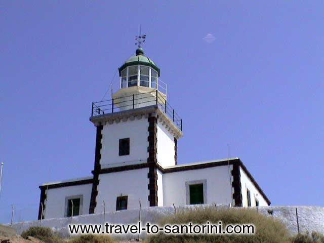 Akrotiri lighthouse -