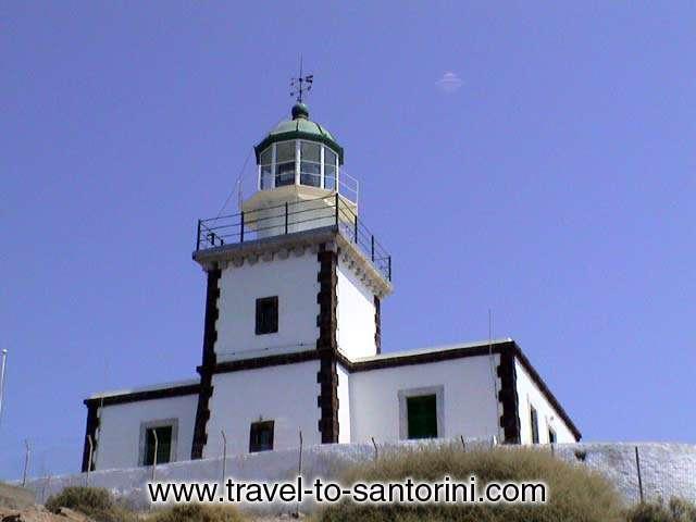 Akrotiri lighthouse -