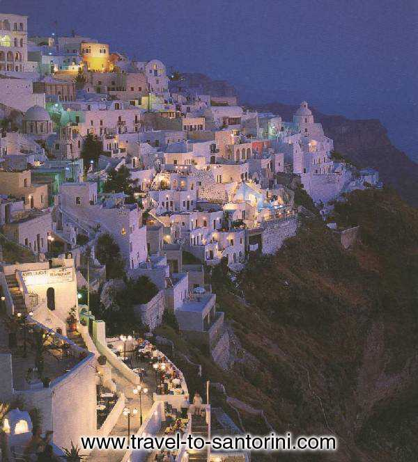 FIRA BY NIGHT -