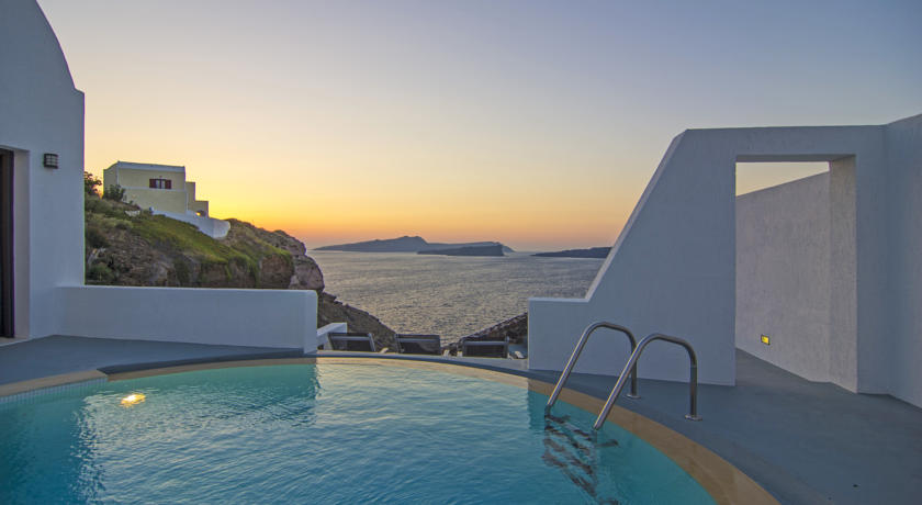 Ambassador Santorini Luxury Villas & Suites IN  Akrotiri