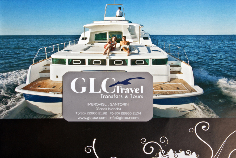 GLC TRAVEL  TRAVEL AGENCY IN  Imerovigli