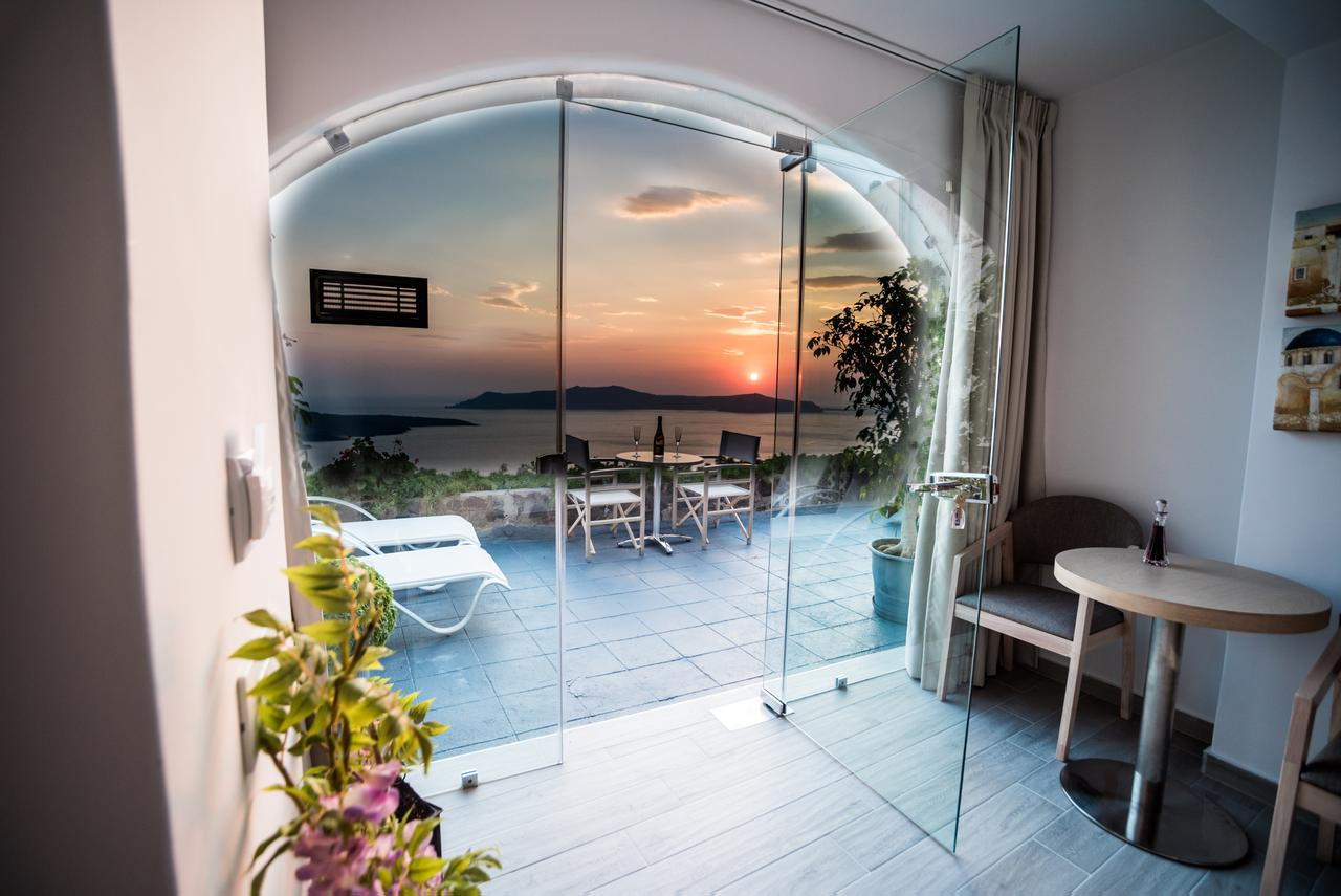 Kratiras View Luxury Suites IN  Agiou Mina str., Fira Santorini Cyclades islands