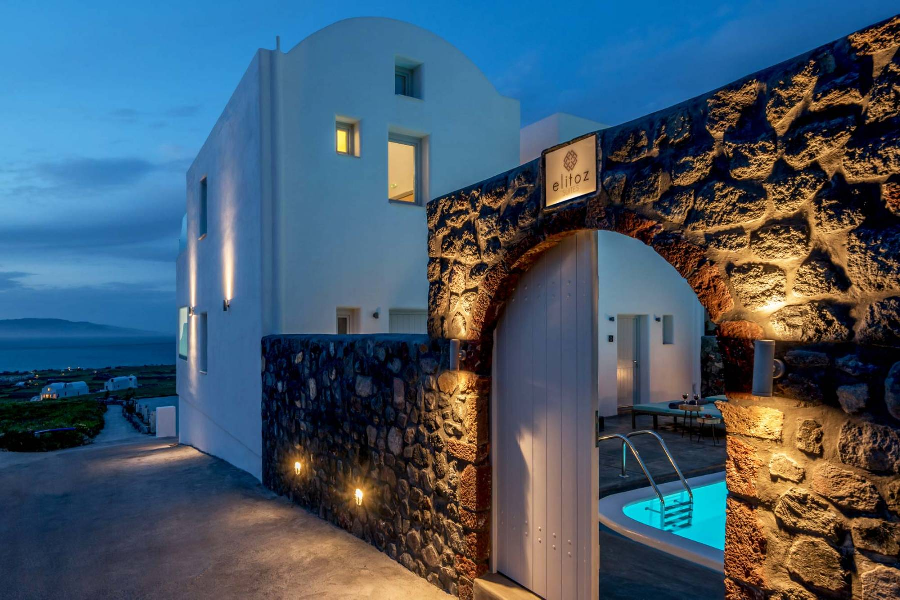 Elitoz Suites Santorini IN  Oia Santorini Cyclades islands