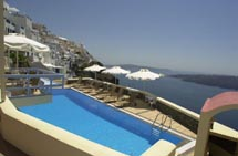 PANORAMA SUITES IN  Fira