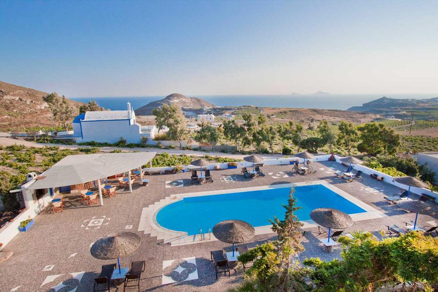 CALDERA ROMANTICA  HOTELS IN  AKROTIRI