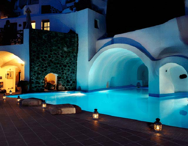 Esperas Traditional Houses Hotels In Oia Santorini Greece Image By Www