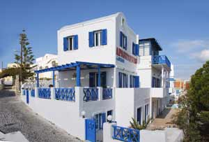 LOIZOS APARTMENTS IN  Fira