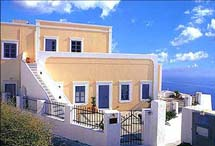 NEOKLASSIKO KOUKOULI - TRADITIONAL APARTMENTS IN  FIRA