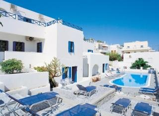 NISSOS THIRA HOTEL IN  Fira