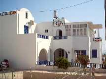 HOTEL FLORA IN  Fira Santorini Cyclades islands