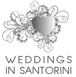 WEDDINGS IN SANTORINI IN  Fira