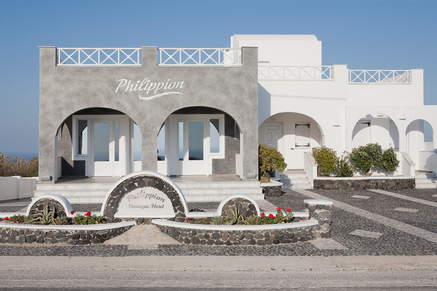 PHILIPPION BOUTIQUE HOTEL IN  Fira
