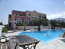 ALKYON HOTEL  HOTELS IN  Kamari