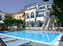 ARTEMIS HOTEL IN  KAMARI