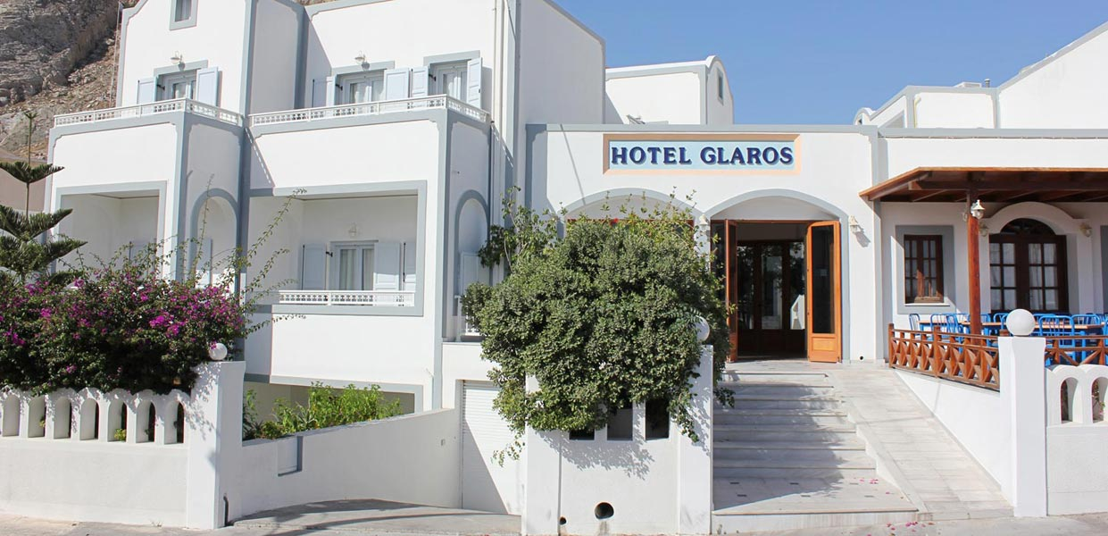 GLAROS HOTEL  HOTELS IN  KAMARI