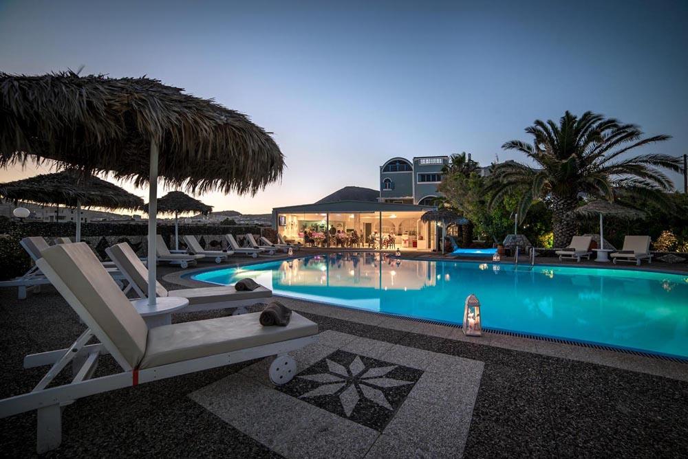Hotels Near Perissa Beach