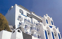SANTORAMA TOURS IN  Fira