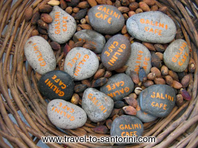 Our hand made galini stones CLICK TO ENLARGE