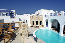 MELTEMI SUITES  HOTELS IN  PERISSA