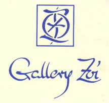 GALLERY ZOI IN  Fira (on the jewellery str.)