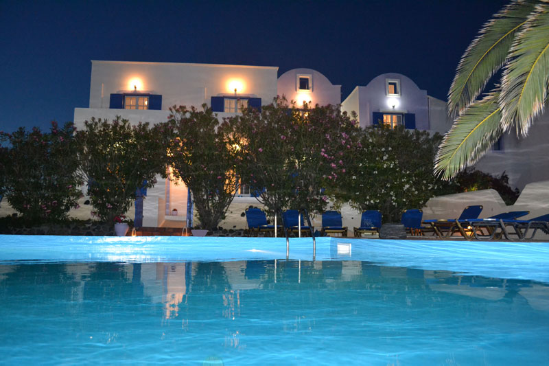 MELINA HOTEL  HOTELS IN  Fira