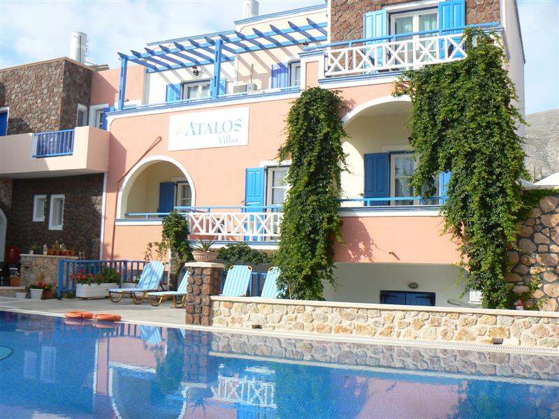 ATALOS VILLAS  HOTELS IN  Kamari