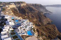 VOLCANO VIEW HOTEL  HOTELS IN  Fira
