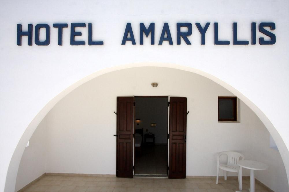 AMARYLLIS HOTEL  HOTELS IN  PERISSA