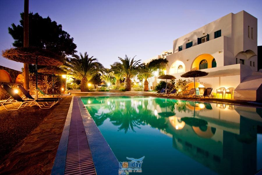 PETRA NERA HOTEL  HOTELS IN  PERISSA