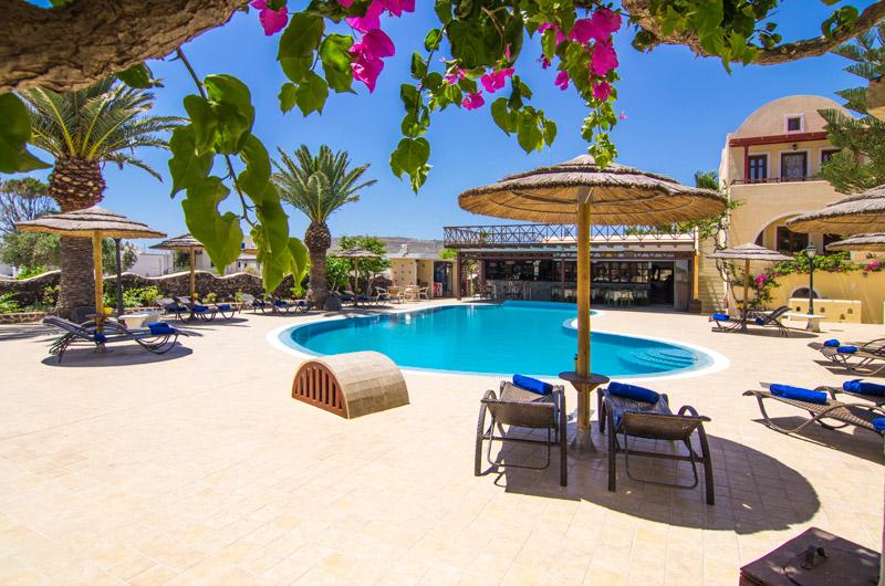 SMARAGDI HOTEL  HOTELS IN  Perivolos Perissa