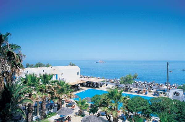 KAMARI BEACH HOTEL  HOTELS IN  KAMARI