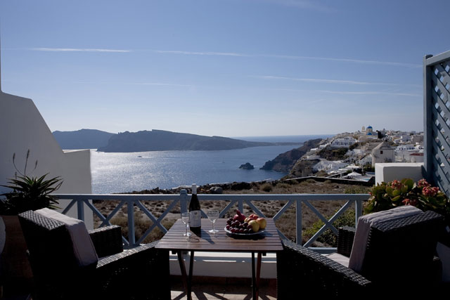 ASPA VILLAS  HOTELS IN  Oia