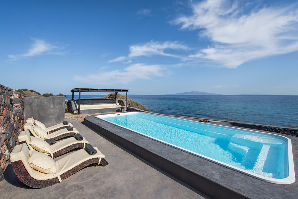 RAMNI HOUSE  HOTELS IN  Baxedes Ia Santorini Cyclades islands