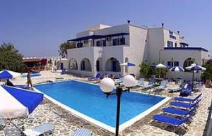 OLYMPIA HOTEL  HOTELS IN  Karterados