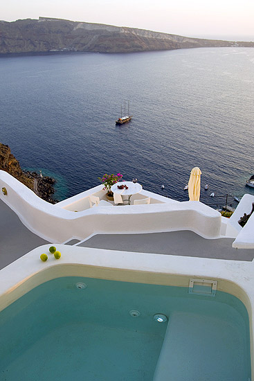SPITIA LUXURY HOUSES IN  Oia