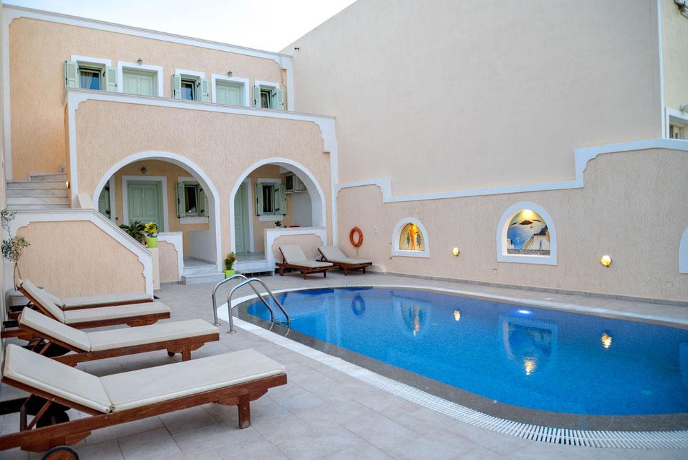 VILLA IRINI  HOTELS IN  Kamari