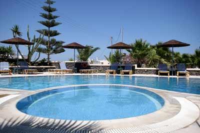 CASTRO HOTEL IN  Kamari