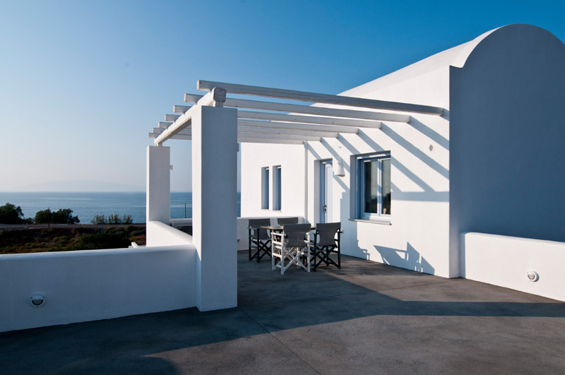 SUN ANEMOS RESORT IN  Oia
