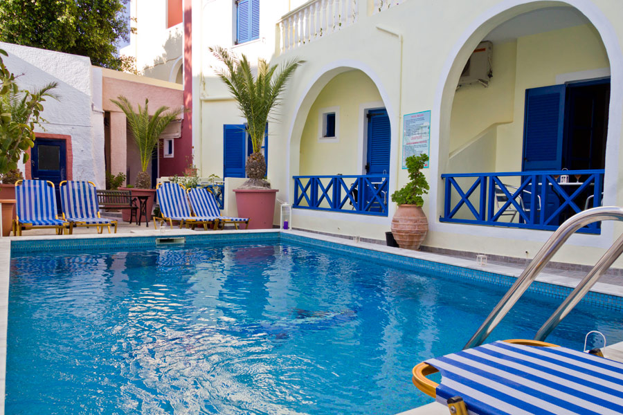 HOTEL LETA IN  Main Street, Fira