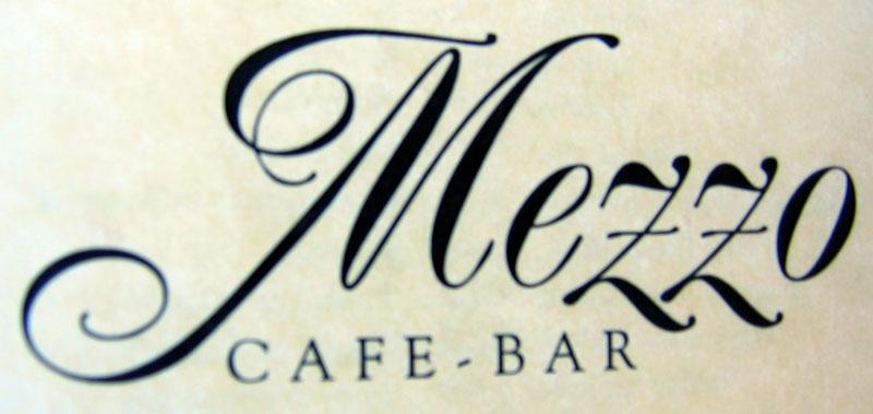 MEZZO CAFE IN