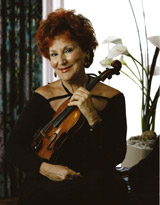 Internationally renowned violinist Henryka Tronek and Nasos Grozas on piano will be presenting a musical journey from the baroque period to the twentieth century with works by: P.Vitali, L.W.Beethiven, A.Dvorak, S.Prokofiev and K.Szymanovsky. PROGRAMME 1st PART TO...