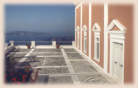 Santorini has the honor of hosting the 16th European Meeting of the Paleopathology Association to be held on the island of Santorini at the Nomikos Conference Center from August 28th to September 1st, 2006. The Meeting will take place at the Petros Nomikos Conference Center in Fira uniqu...