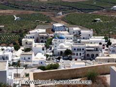 Vourvoulos Santorini Greece