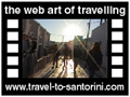 Travel to Santorini Video Gallery  - Oia famous sunset - A video of a walk in Oia for the sunset. Duration 1 min and 11 sec.  -  A video with duration 1 min 11 sec and a size of 1180 Kb